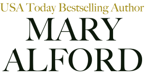 USA Today Bestselling Author Mary Alford