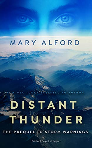 Distant Thunder book cover