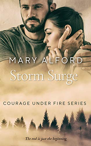 Storm Surge book cover, author Mary Alford