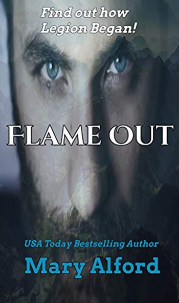 Flame Out book cover, author Mary Alford
